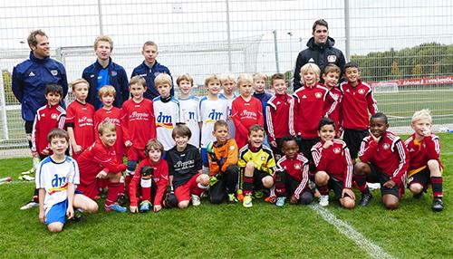 U9 in Leverkusen