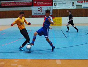 Spiel gegen Basel