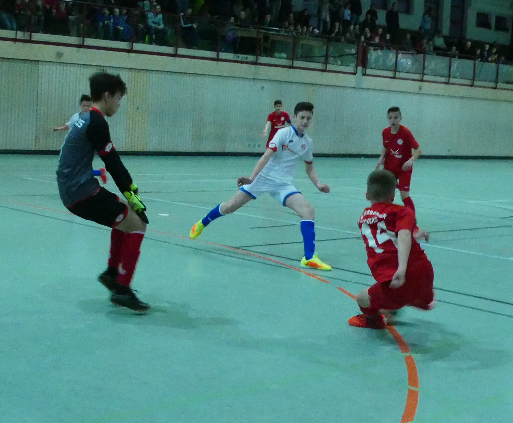 Kickers gegen Mainz