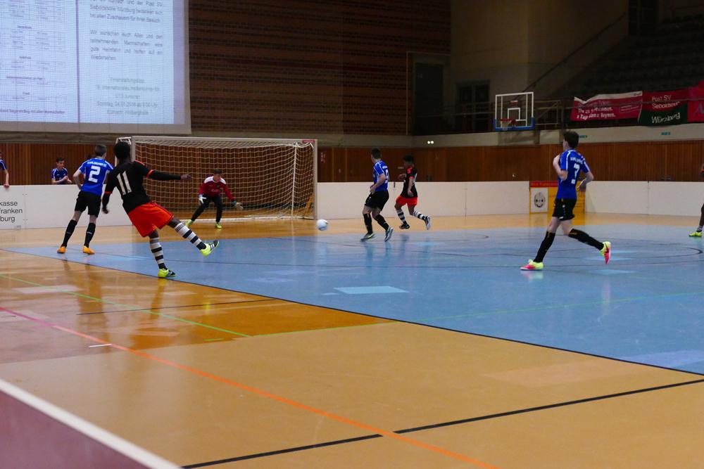 Spiel gegen Kaiserslautern