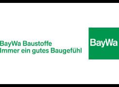 Logo Baywa AG Baustoffe, Würzburg