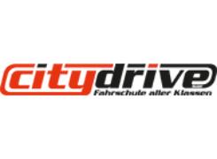 Logo Fahrschule City Drive GmbH, Würzburg