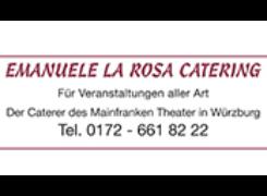Logo Emanuele La Rosa Catering