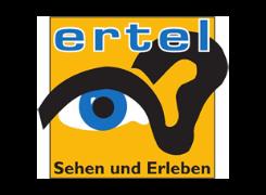 Logo Ertel-Optik GmbH, Würzburg