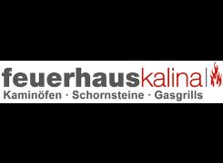 Logo Feuerhaus Kalina, Würzburg