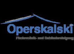 Logo Operskalski Photovoltaik- und Gebäudereinigung, Giebelstadt
