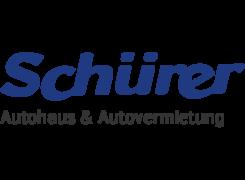 Logo Autohaus Schürer GmbH, Würzburg